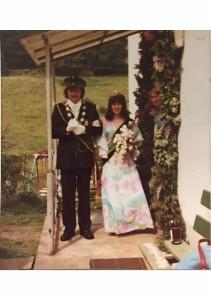 Jubel-Königspaar 40 JahreBurkhard und Marlies Scholemann